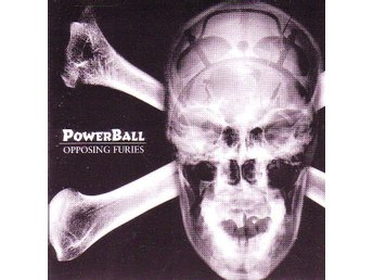 PowerBall-Opposing furies / CD