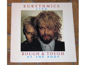 Eurythmics Live Rough & Tough At The Roxy PROMO RCA 5707