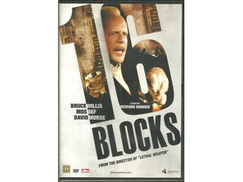 **  16 BLOCKS    ( BRUCE WILLIS ) **