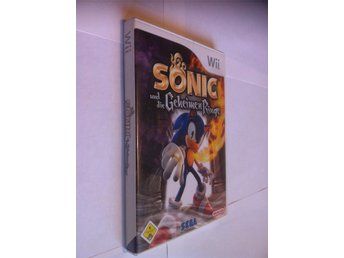 Wii: Sonic and the Secret RIngs