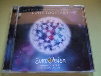 Eurovision Song Contest Stockholm 2016 - 2 CD
