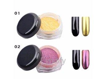 Powder Nail Gold Pigment # 2 - Dongguan - Powder Nail Gold Pigment # 2 - Dongguan