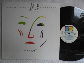 MANFRED MANN'S EARTH BAND - MASQUE - 208 632