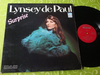 LYNSEY DE PAUL - SURPRISE LP 1973