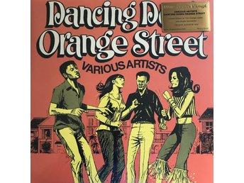 VA - DANCING DOWN ORANGE STREET NY 180G ORANGE VINYL LIMITED