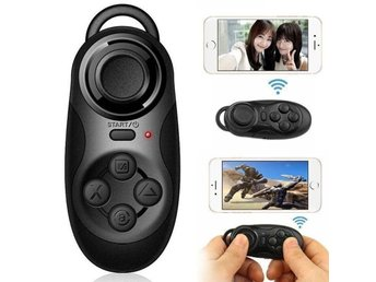iBlue Bluetooth Selfie Controller Shutter Gamepad Wireless Mouse For Phone Table
