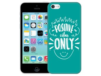 iPhone 5C Skal Positive Vibes