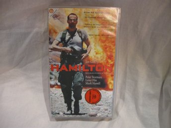 VHS - Hamilton av Jan Guillou