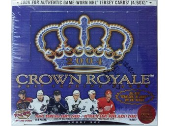 2003/2004 Pacific Crown Royale NHL Hobby Box