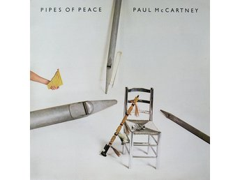 LP Paul McCartney  Pipes of peace