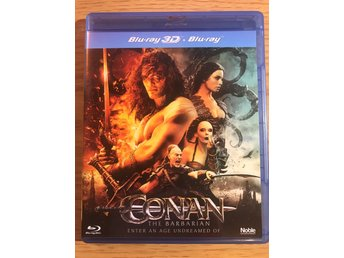 Blu-Ray 3D: Conan - the Barbarian