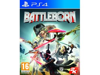 Battleborn (NYTT / PS4)