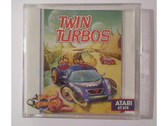 Atari ST: Twin Turbo's