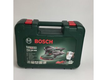 Bosch, Slipmaskin, PSM 200 AES, 2 in one, Grön