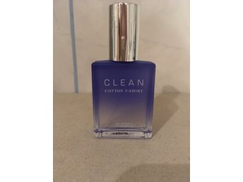 CLEAN Cotton T-shirt Eau de parfum 30 ml. Ny!