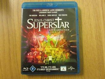 Jesus Christ Superstar Andrew Lloyd Webber Tom Minchin Mel C Ben Forster