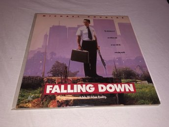 Falling down - Widescreen edition - 1st Laserdisc
