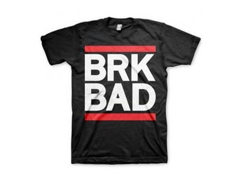 Breaking Bad T-shirt BRK BAD XL