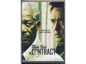 The Contract (2006) John Cusack, Morgan Freeman, Jamie Anderson - åmål - The Contract (2006) John Cusack, Morgan Freeman, Jamie Anderson - åmål