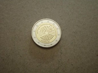 Lettland 2 Euro (2015) Latvian Presidency of the Council