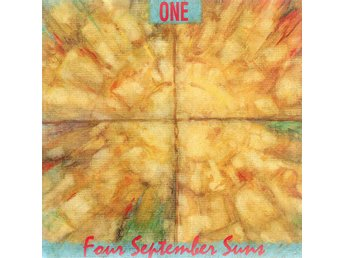 Tino Izzo, One - Four September Suns - 1994 - CD