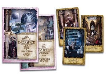 Mystic Dreamer Tarot [With 78-Card Deck and Book] 9780738714363