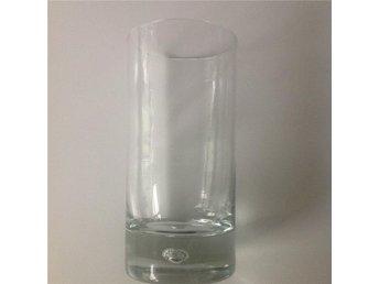 """Kosta Boda """" Pippi"""" 1 st highballglas, höjd 14 cm, diameter 6,5 cm - Halmstad - Kosta Boda """" Pippi"""" 1 st highballglas, höjd 14 cm, diameter 6,5 cm - Halmstad"""