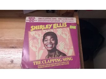 Shirley Ellis - The Clapping Song, EP