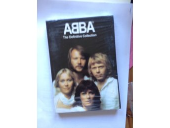 ABBA the definitive collection DVD still seald