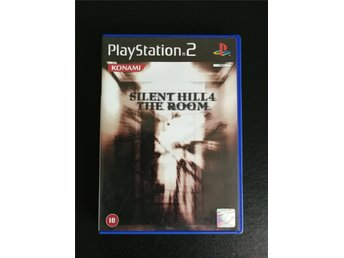Silent Hill 4 The Room (PS2) Nyskick!