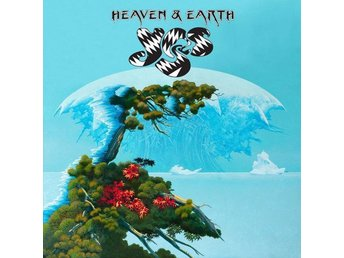 Yes - Heaven & Earth (2014) CD, Frontiers Records, Digi, New/Sealed, Prog Rock - Ekerö - Yes - Heaven & Earth (2014) CD, Frontiers Records, Digi, New/Sealed, Prog Rock - Ekerö