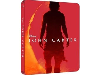 John Carter 3D (+2D) - Limited Edition Steelbook Blu-ray