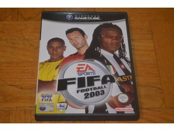 Fifa Football 2003 - Nintendo Gamecube