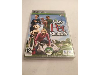The Sims - Pet Stories - Apple Mac DVD - 2007