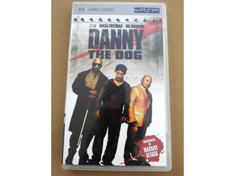 Danny the Dog UMD Film PSP Morgan Freeman Bob Hoskins Jet Li