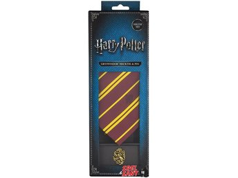 Harry Potter Gryffindor Slips & Pin Deluxe Set