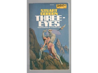 Stuart Gordon - Three-Eyes - DAW 171
