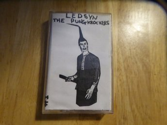 LEDSYN - The pung-krockers punk tape