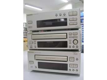 Onkyo - FM Stereo Tuner / Audio CD Recorder / Compact Disc Player