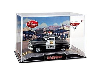 Disney Cars Sheriff / Sheriffen