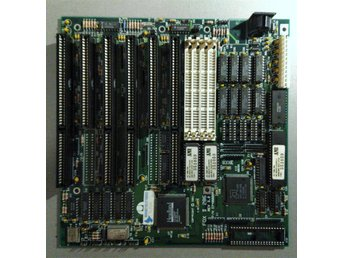 1991 - Highland 286 motherboard with 286-16 onboard - Defect