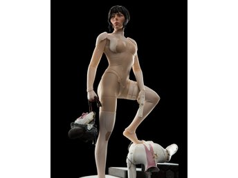 THE MAJOR – GHOST IN THE SHELL WETA STATY 1/4 SKALA Ny Oöppnad!