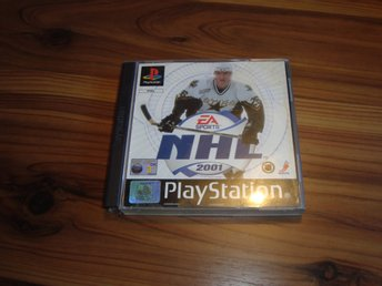 EA SPORTS: NHL 2001 - PlayStation 1