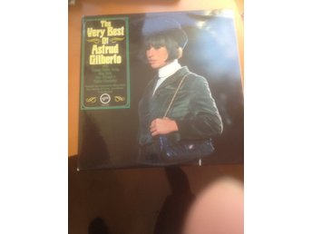 Vinyl 12 tum. Astrud Gilberto: The Very Best of Astrud Gilberto
