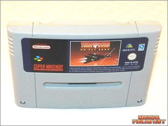Turn N Burn: No-Fly Zone (SNES/UKV)