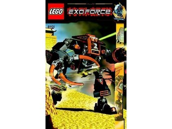 LEGO Exo-Force - 8101 - Claw Crusher