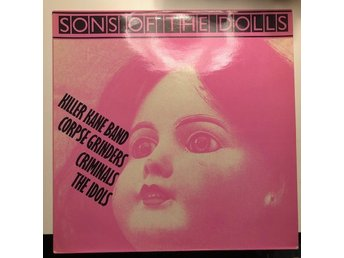 Lp V/A - Sons of the Dolls 82 France New York Dolls