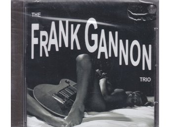 CD The Frank Gannon Trio