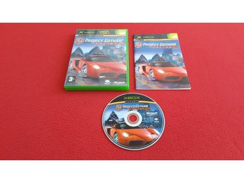 PROJECT GOTHAM RACING 2 till Xbox