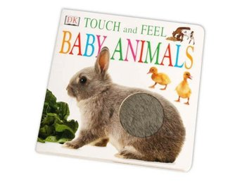 "NY! ""Touch and Feel"" baby animals Book"